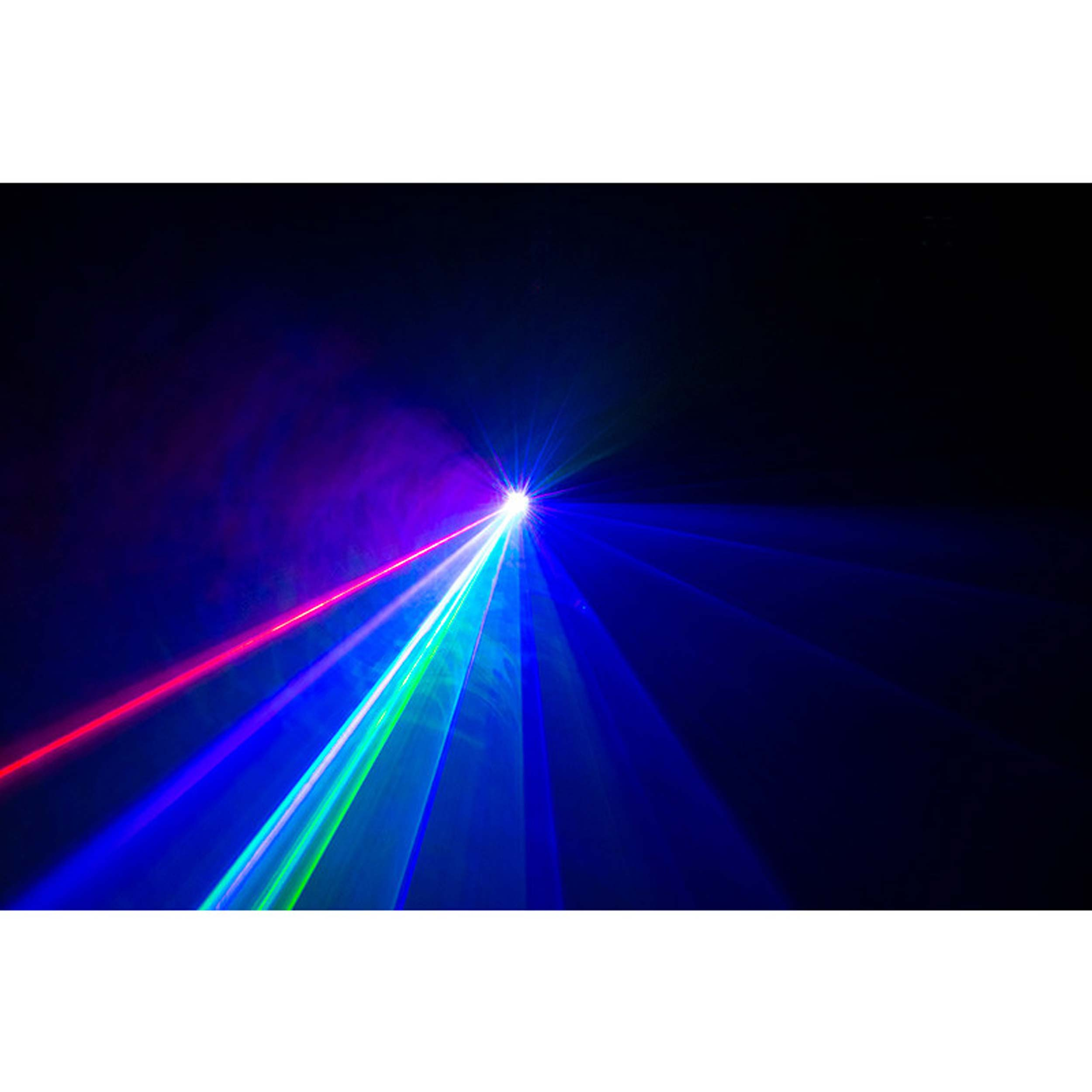AMERICAN DJ ADJ Startec RAYZER 2-in-1 Laser LED Lighting Effect