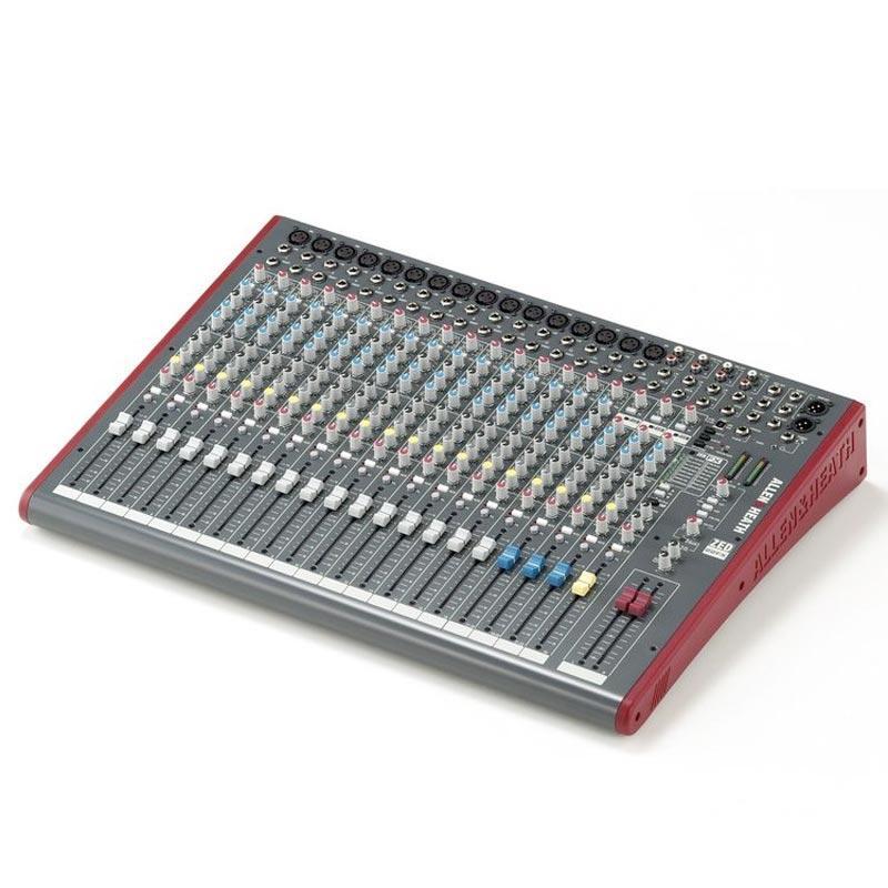 Allen And Heath Zed 22fx : allen heath zed 22fx 22 channel mixer with usb and effects ~ Vivirlamusica.com Haus und Dekorationen