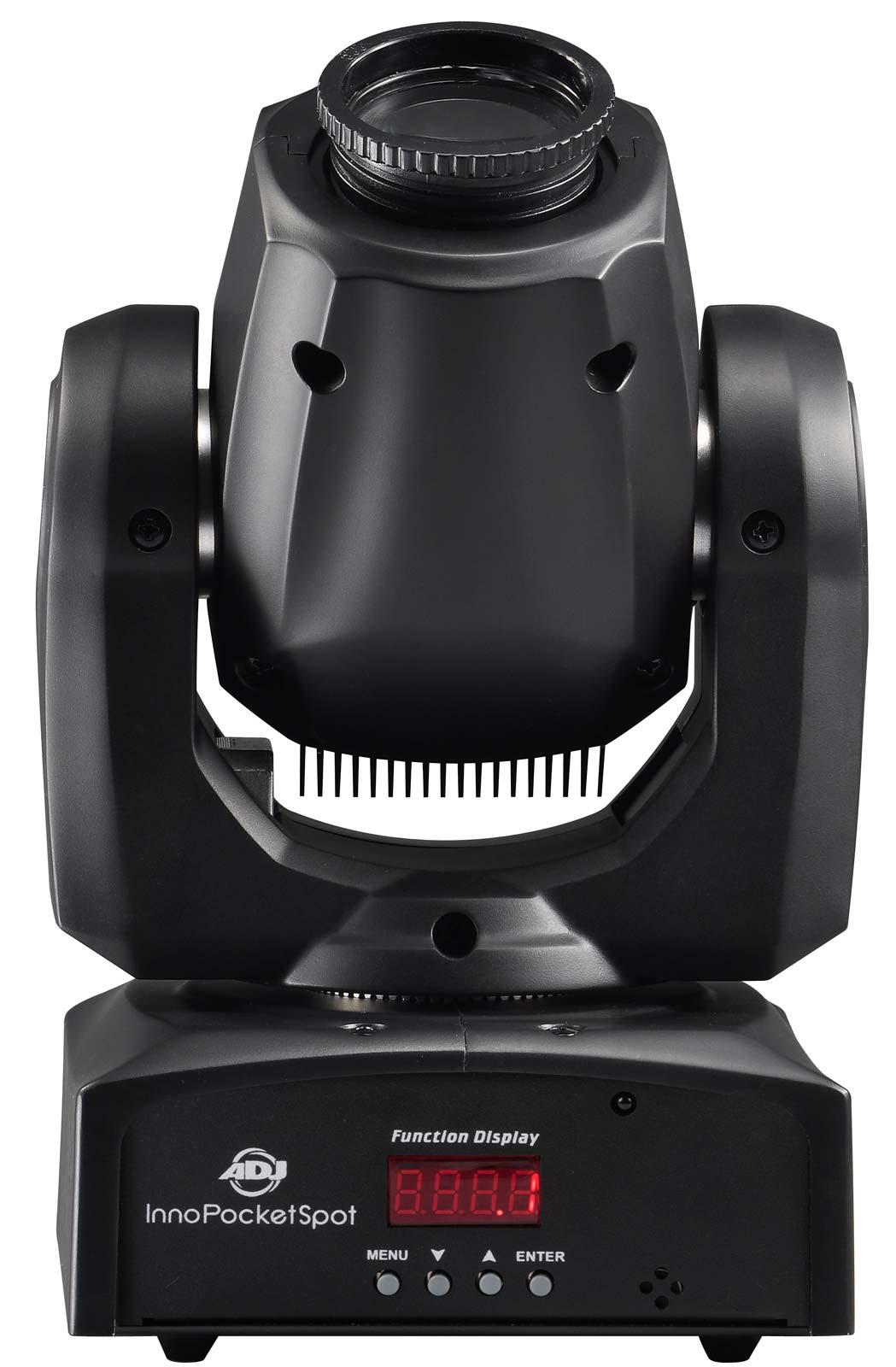 american dj inno pocket spot 12 watt led mini moving head. Black Bedroom Furniture Sets. Home Design Ideas