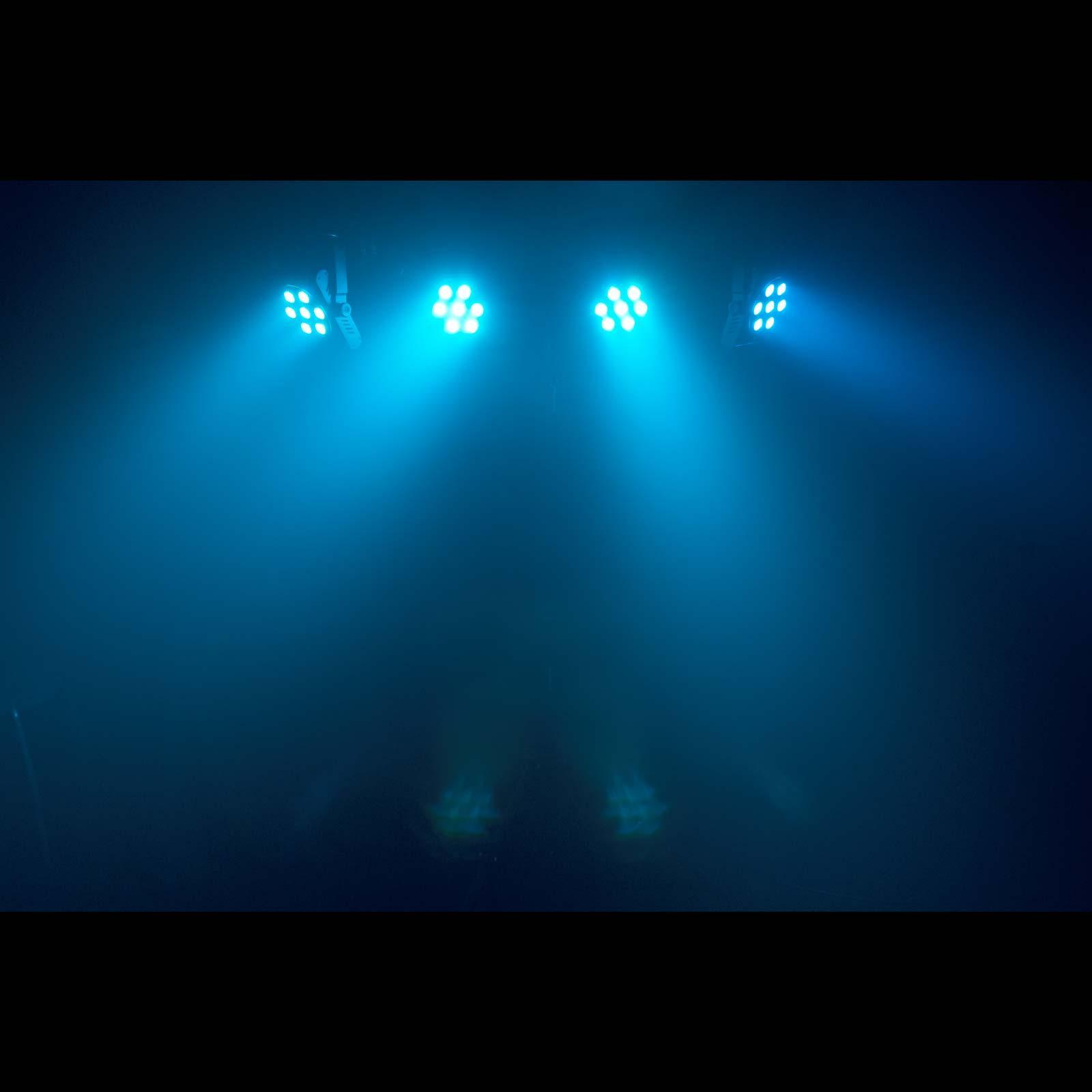 CHAUVET DJ 4BAR TRI USB Portable Wirelesss DMX LED Wash Lighting System  sc 1 st  Agiprodj & CHAUVET DJ 4BAR TRI USB | Portable Wirelesss DMX LED Wash Lighting ...