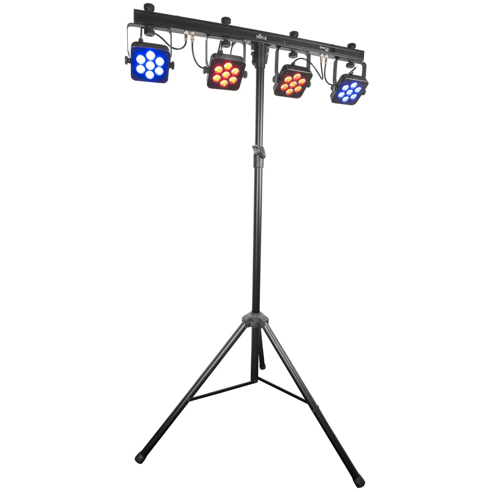chauvet 4 bar tri usb manual