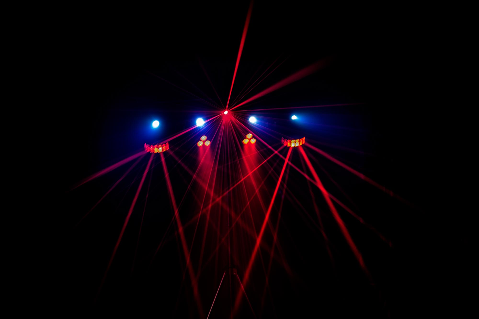 Chauvet Dj Gigbar2 Ultimate Pack N Go 4 In 1 Lighting