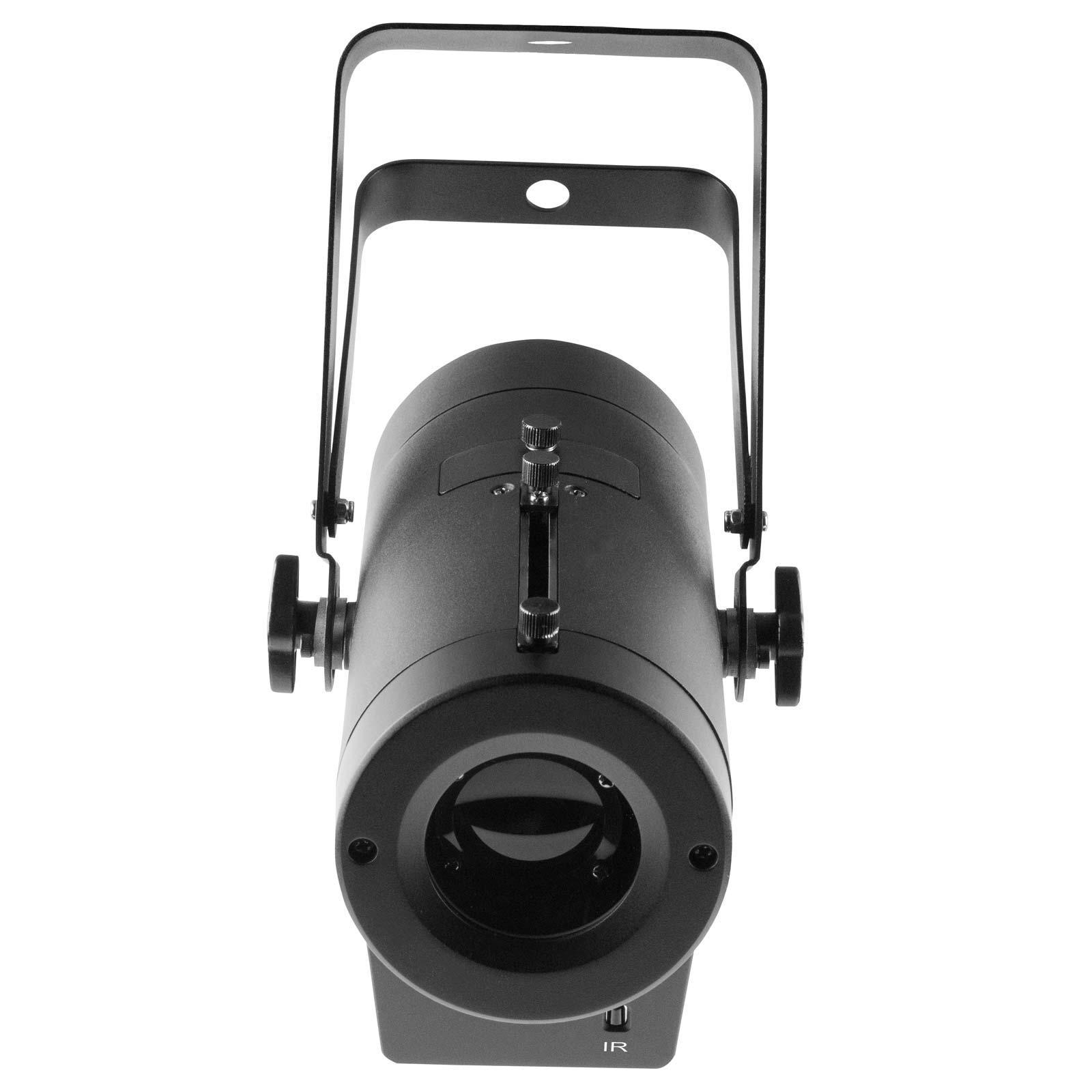 chauvet dj gobo zoom usb compact wireless dmx led gobo projector agiprodj. Black Bedroom Furniture Sets. Home Design Ideas