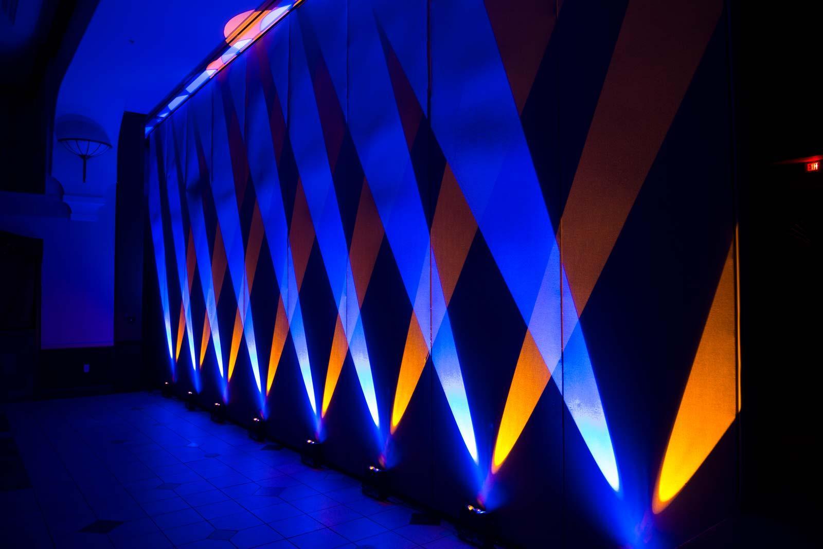 Chauvet Dj Slimbeam Quad Irc Wall Accent Amp Effect Light