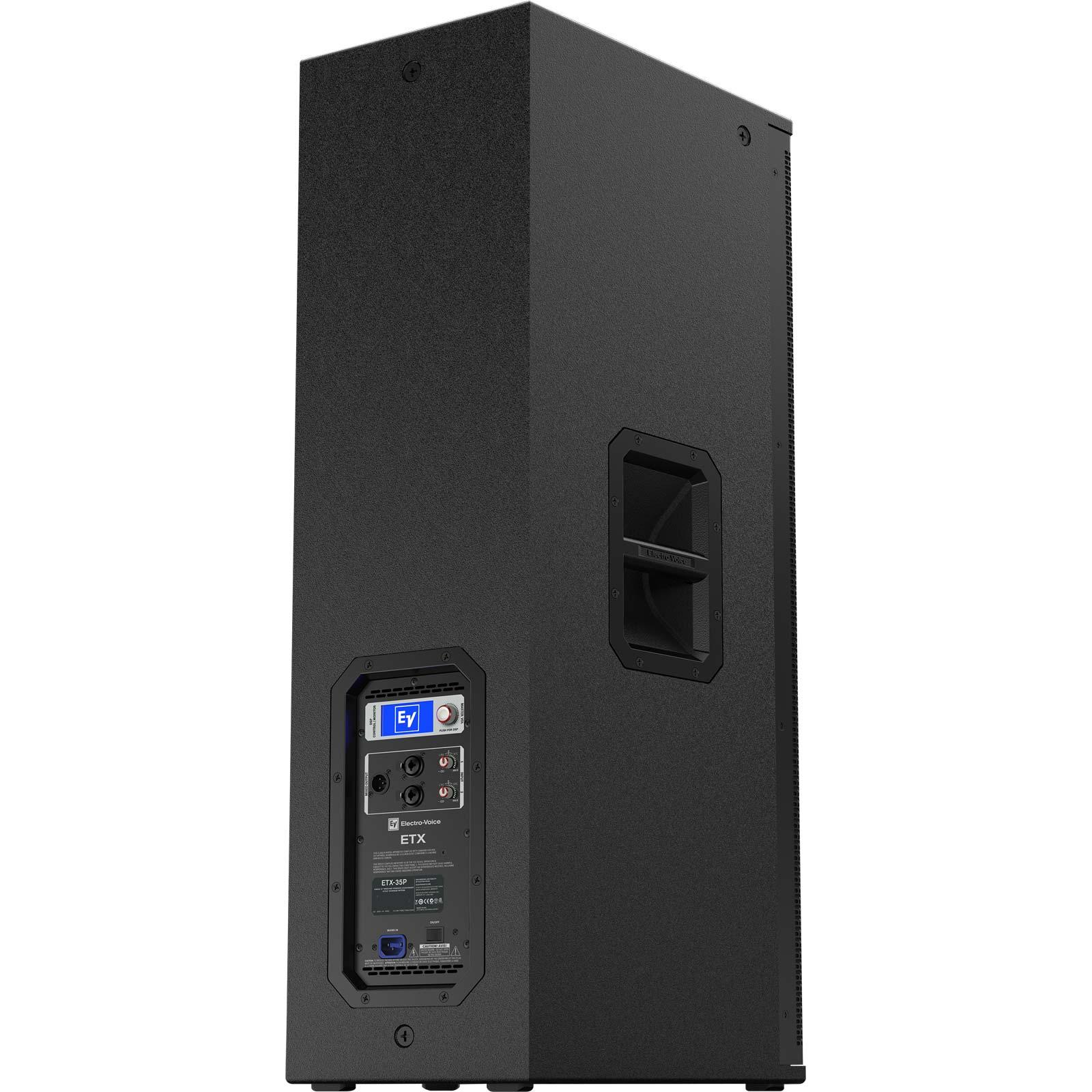 electro voice ev etx 35p 15 3 way powered loudspeaker agiprodj. Black Bedroom Furniture Sets. Home Design Ideas