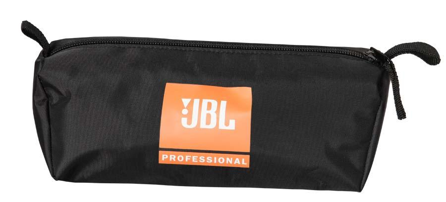 Jbl Bags Eon10 Stretch Cover Bk Black Stretchy Cover For