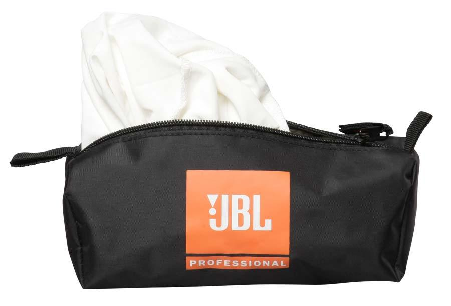 Jbl Bags Eon10 Stretch Cover Wh White Stretchy Cover For