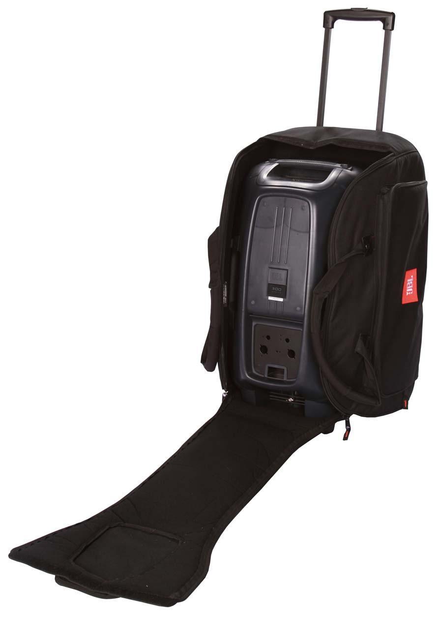 Jbl Bags Eon15 Bag W Dlx Wheeled Speaker Bag For Eon15