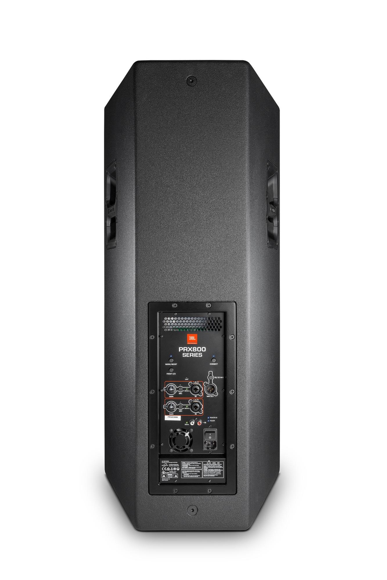 jbl prx835w 15 3 way 1500 watt powered full range speaker. Black Bedroom Furniture Sets. Home Design Ideas