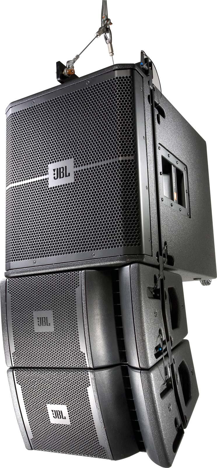 Jbl Vrx915s 15 Quot High Powered Line Array Flying Subwoofer