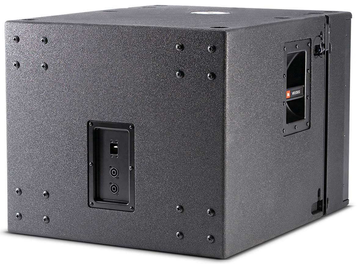 jbl vrx918s 18 high powered line array flying subwoofer black agiprodj. Black Bedroom Furniture Sets. Home Design Ideas