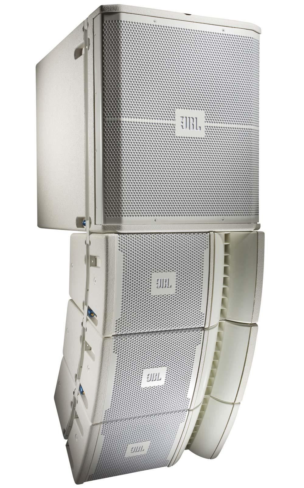 Jbl Vrx915swh 15 Quot High Powered Line Array Flying