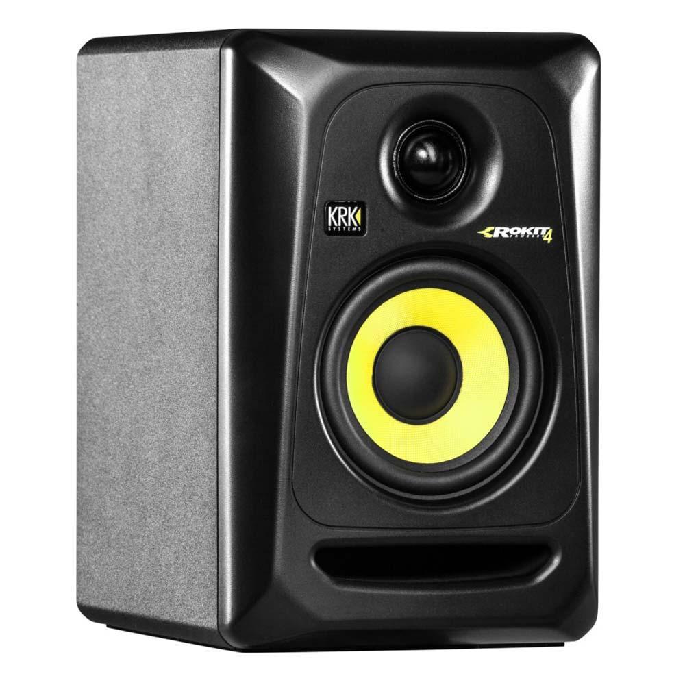 krk rp4g3 rokit 4 g3 4 powered studio monitor generation 3 agiprodj
