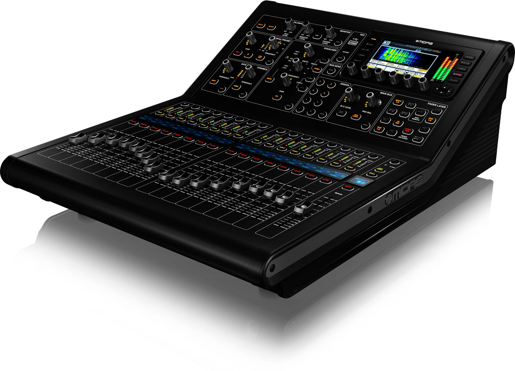 midas m32r live 40 channel digital mixing console agiprodj. Black Bedroom Furniture Sets. Home Design Ideas