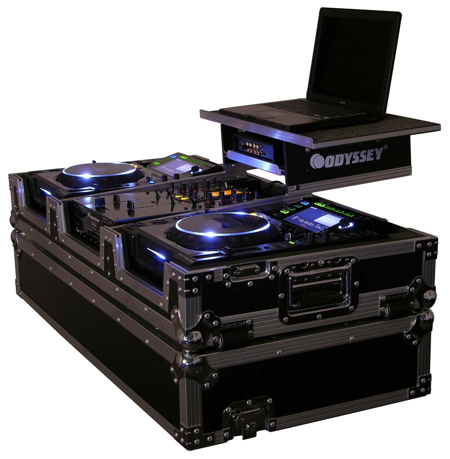 Flight Zone Glide DJ Coffin CD & 10
