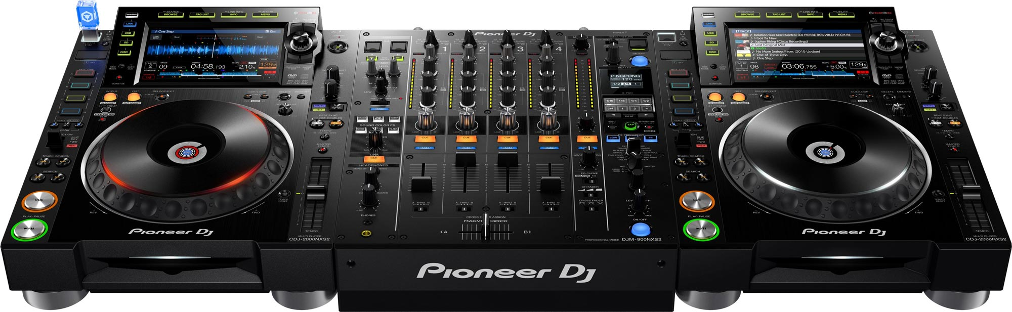 Auto Dj Software pioneer cdj 1000 Mk3 skin free download