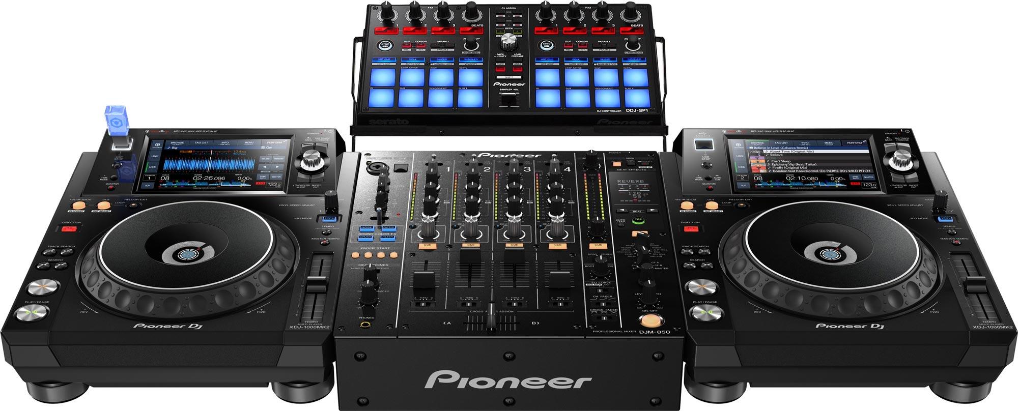 Pioneer Xdj 1000mk2 Rekordbox Digital Performance Multi
