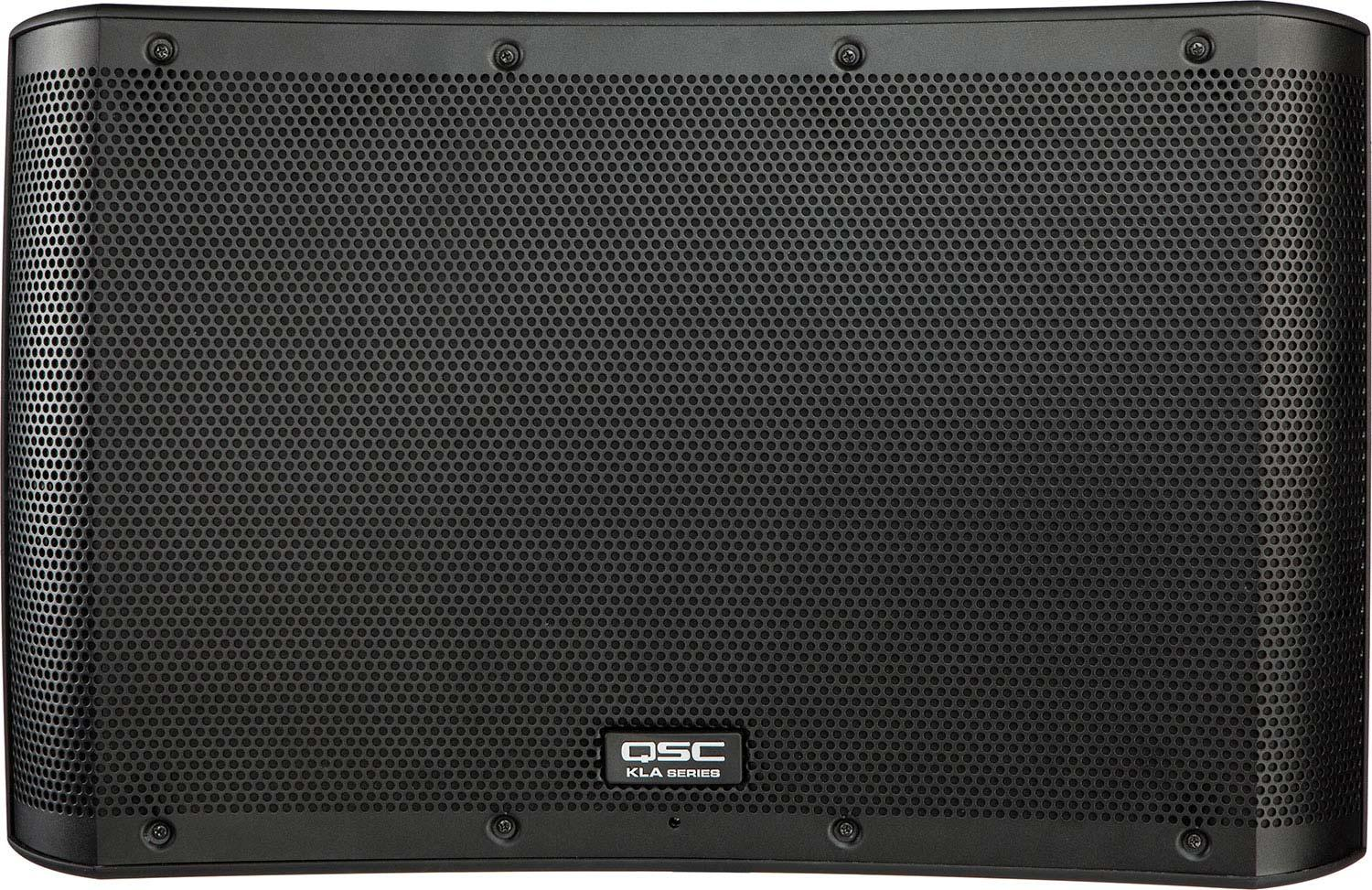 Qsc Kla12 2 Way Active Line Array Speaker System Black