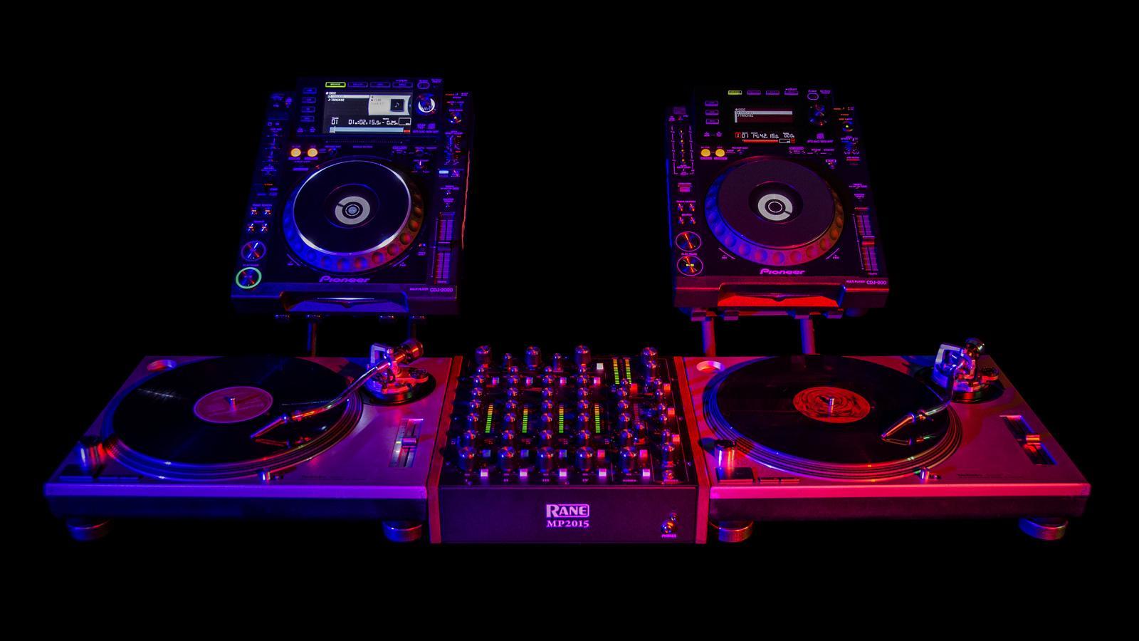 Rane Mp2015 4 Channel Techno House Club Mixer Agiprodj