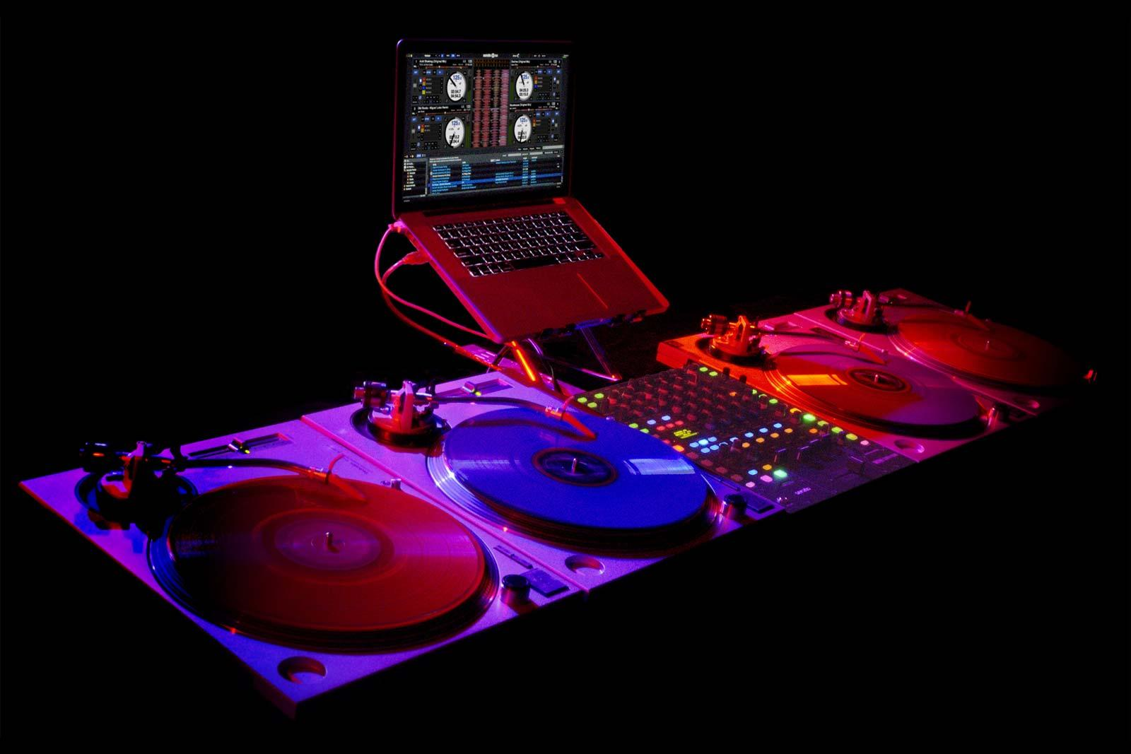 RANE Sixty-Four | 4-Channel DJ Mixer for Serato DJ | agiprodj com