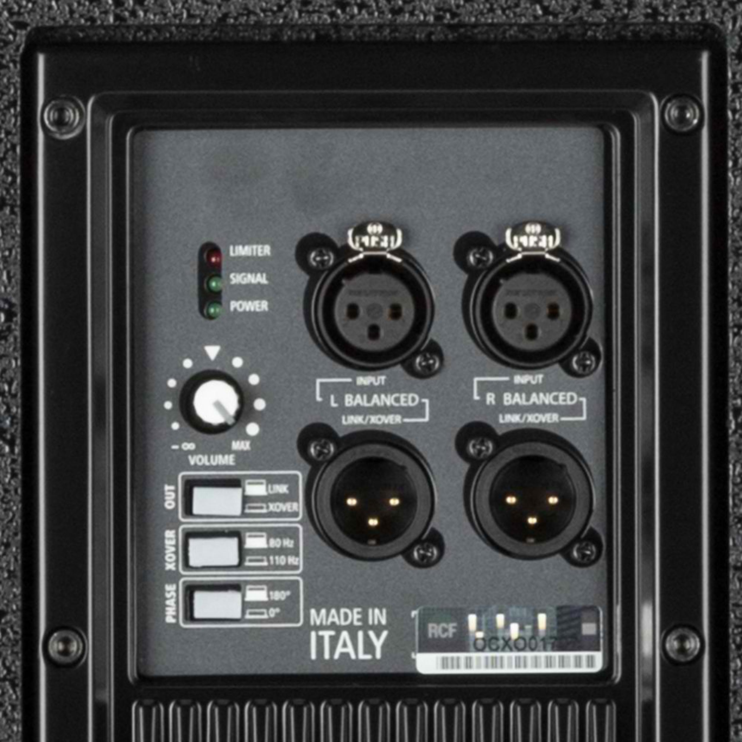 RCF SUB 708-AS II 18