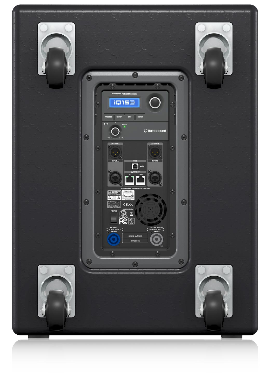 turbosound iq15b 3000 watt 15 powered subwoofer agiprodj. Black Bedroom Furniture Sets. Home Design Ideas