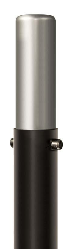 Ultimate Support Ts 90b Telelock Aluminum Tripod Speaker