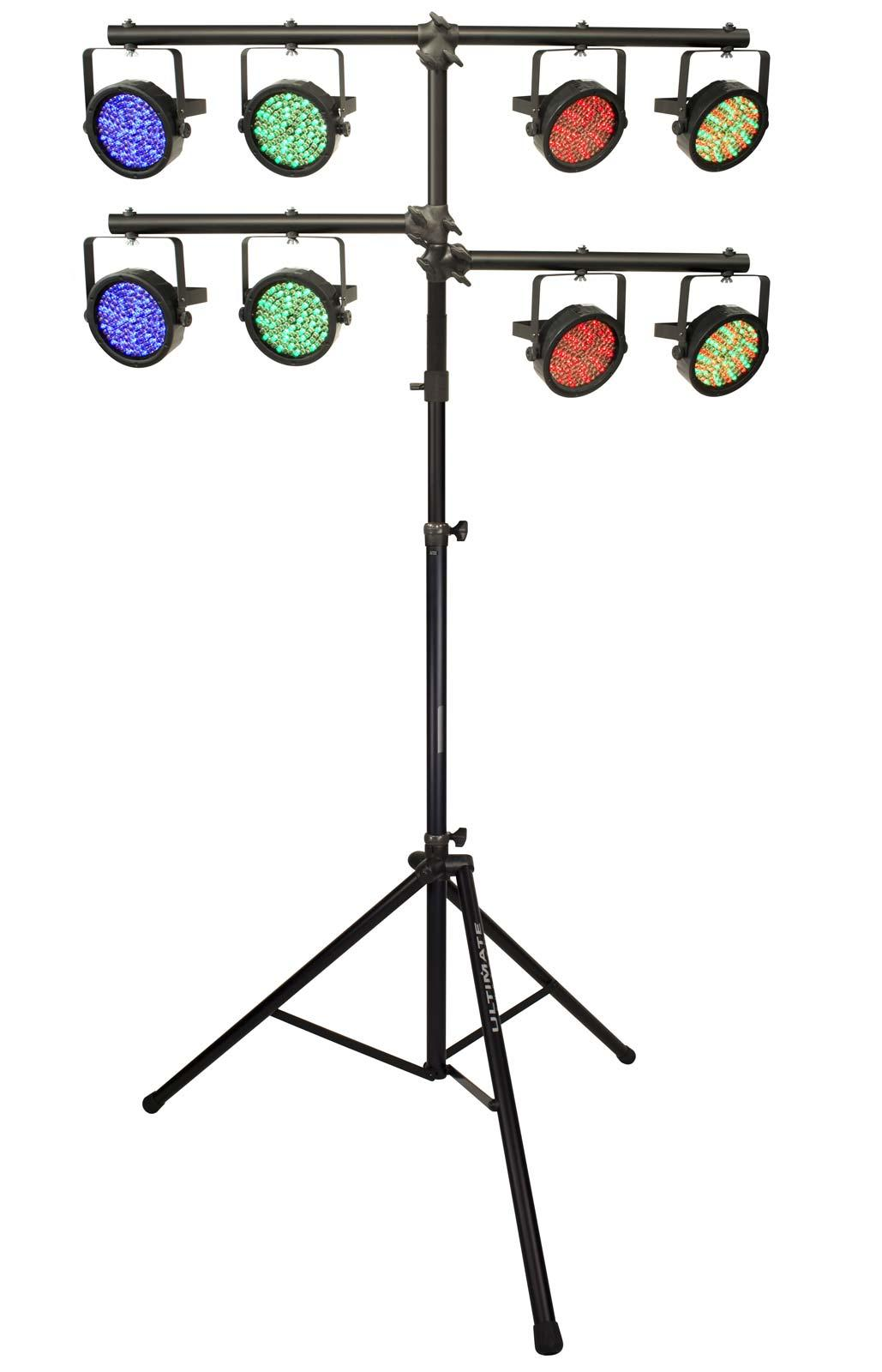 Ultimate Support Lt 88b Complete Lighting Stand Package