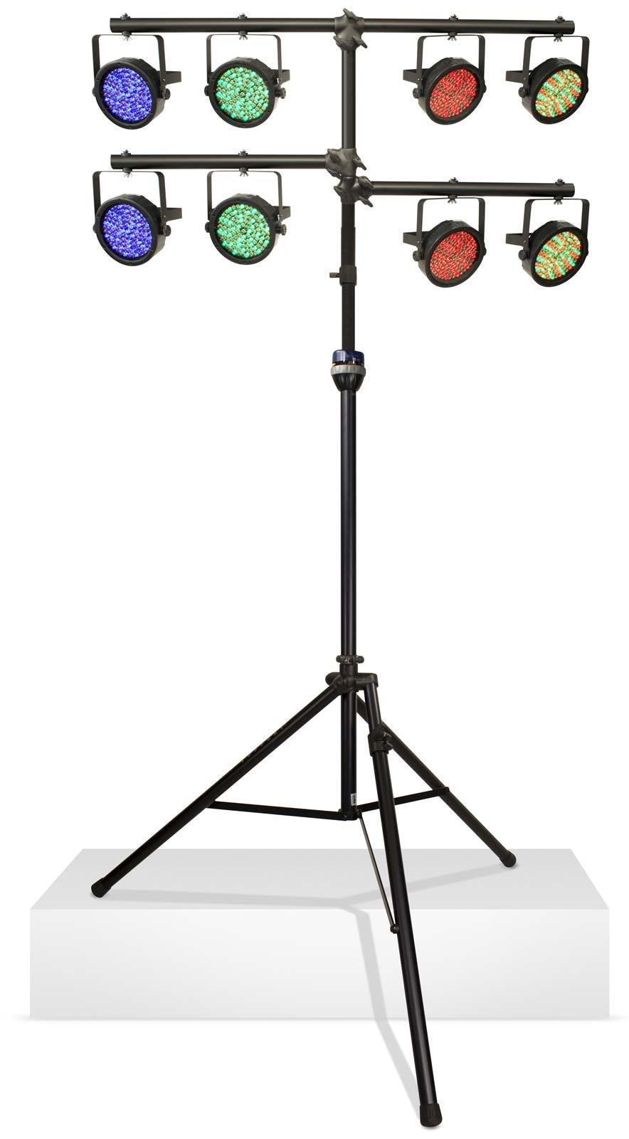 Ultimate support lt 99bl complete lighting stand package Ultimate lighting