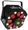 chauvet swarm 5 fx rgbaw rotating derby with strobe and laser 1 right