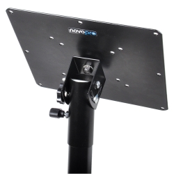 NOVOPRO NOVO-TVM35 Speaker Stand Light Fixture TV Display Mounting Plate NOVO-TVM35 Mount