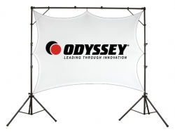 ODYSSEY LTMVSS1014L Mobile VSS-L Video Screen System LTMVSS1014L