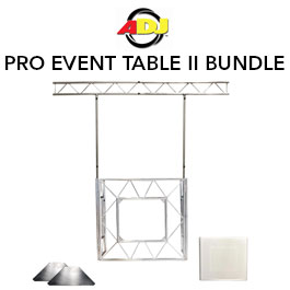 Pro Event Table II Bundle