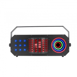 AMERICAN DJ ADJ BOOMBOX FX3 3-FX-In-1 Party Light Effect BOOMBOX FX3