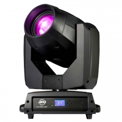 AMERICAN DJ VIZI BSW 300 Moving Head Hybrid LED with Gobo & Color Wheels VIZI BSW 300