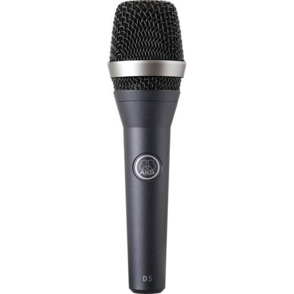 akg d5 handheld cardioid dynamic microphone with clip bag agiprodj. Black Bedroom Furniture Sets. Home Design Ideas