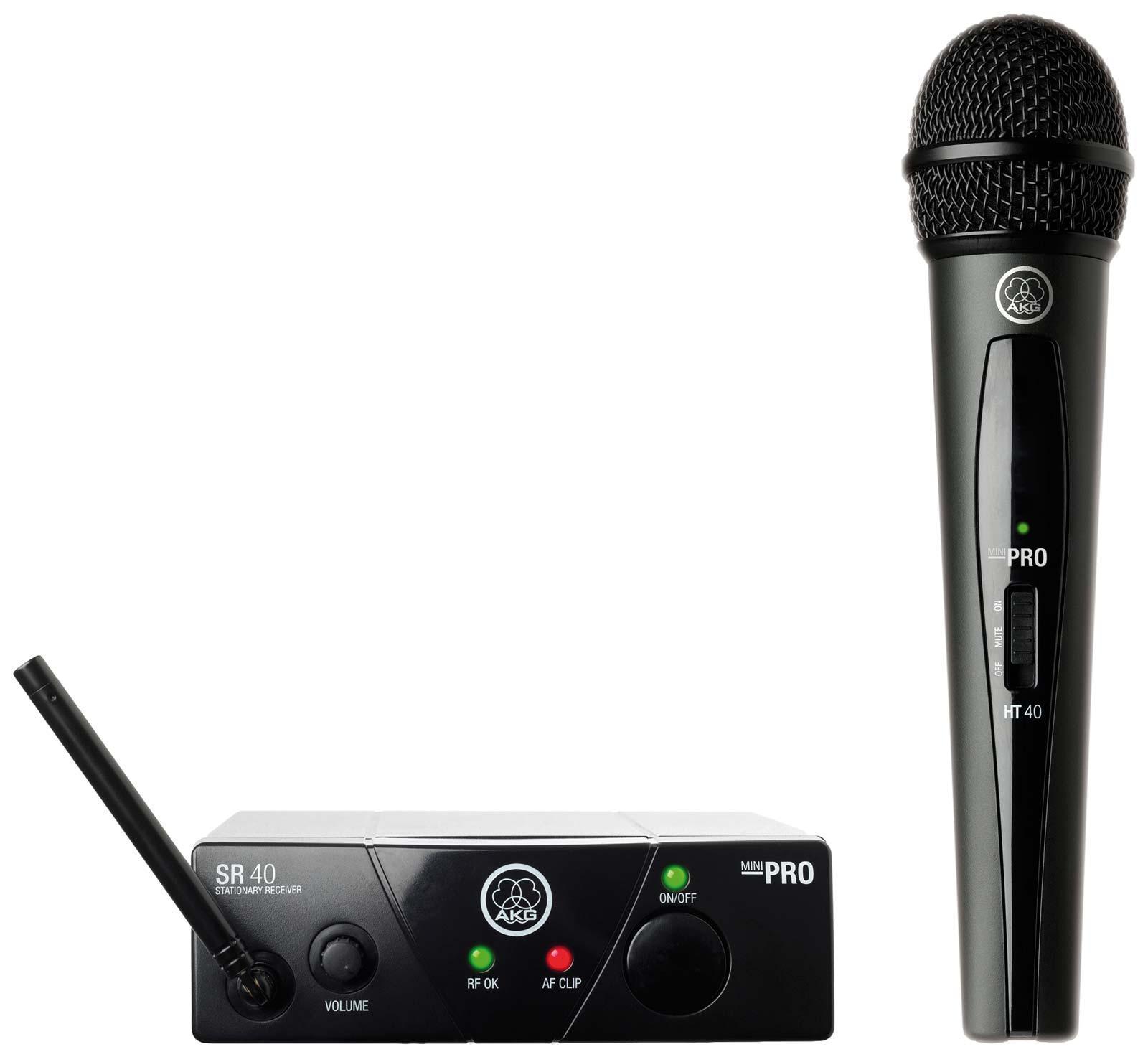 akg wms 40 mini vocal set wireless handheld microphone agiprodj. Black Bedroom Furniture Sets. Home Design Ideas
