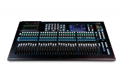 ALLEN & HEATH Qu-32C Chrome Edition 38 In 28 Out Digital Mixing Console Qu-32 Chrome Edition