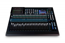 ALLEN & HEATH QU-24C Digital Mixing Console 30-In/24-Out - Chrome Edition