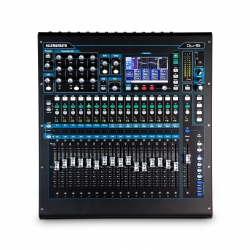 ALLEN & HEATH Qu-16 Chrome Edition 16-Channel Digital Mixing Console Qu-16 Chrome Edition