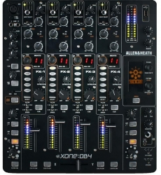 Allen & Heath XONE:DB4 4 Channel Production Mixer XONE:DB4