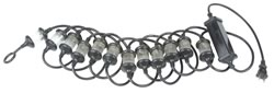 AMERICAN DJ Flash Rope Effects Lighting 15 ft Flash Rope