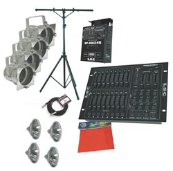 AMERICAN DJ Stage System A Stage System A