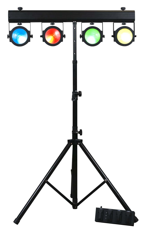 AMERICAN DJ Dotz TPar System Portable TRI RGB LED Wash Blinder Agiprodj