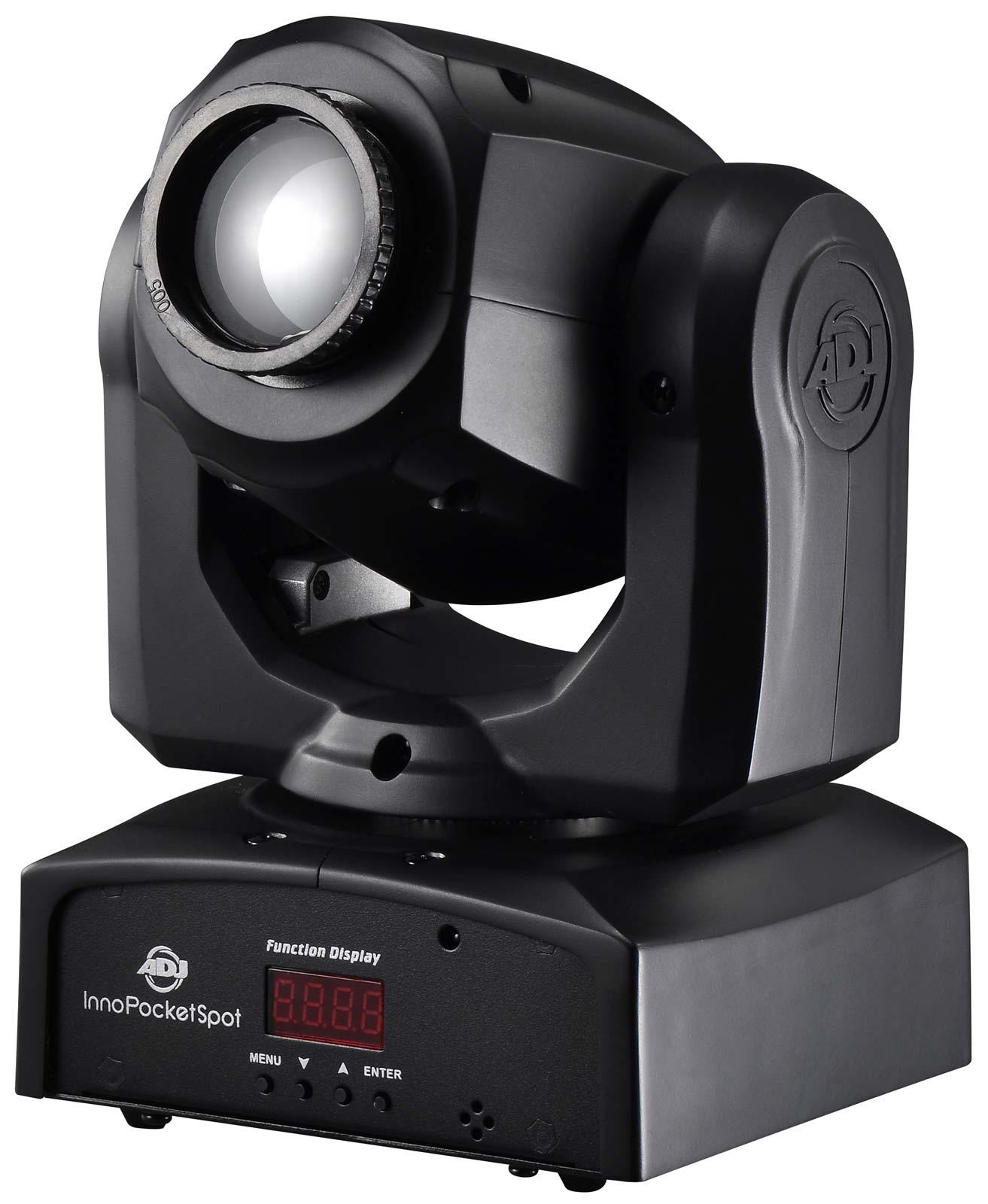 American Dj Inno Pocket Spot 12 Watt Led Mini Moving Head