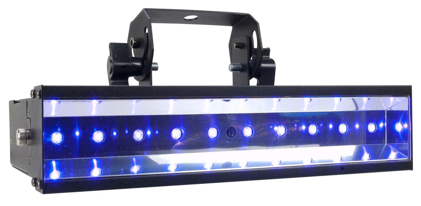 american dj led uv go battery led black light bar agiprodj. Black Bedroom Furniture Sets. Home Design Ideas