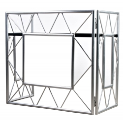 AMERICAN AUDIO ADJ PRO EVENT TABLE II Aluminum Folding DJ Booth PRO EVENT TABLE II
