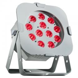 AMERICAN DJ 12P HEX Pearl 6-in-1 LED Par with 12x12W Hex RGBWA + UV LEDs White Housing 12P HEX Pearl