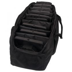 AMERICAN DJ/ACCU-CASE F8 Par Bag Soft Bag for 8 Slim LED Pars F8 PAR BAG