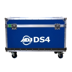 AMERICAN DJ ADJ DS4FC10 Flight Case for 10 DS4 Square Video Panels DS4FC10